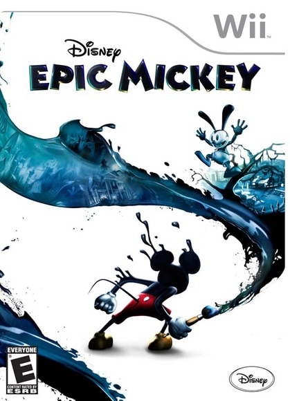 Epic Mickey for Wii! - First Thoughts