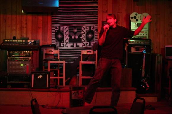 Ethan Demme Singing Elvis